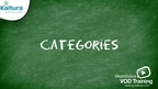 MediaSpace Categories | Kaltura Tutorial