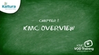 KMC Overview | Kaltura KMC Tutorial
