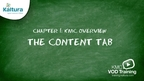 Viewing and Managing Content | Kaltura KMC Tutorial